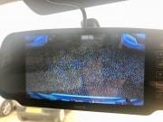 Adria Matrix Axess 590SG reversing screen