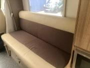 Adria Matrix Axess 590SG side sofa