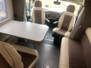 Adria Matrix Axess 590SG lounge daytime