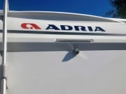 Adria Matrix Supreme 687SBC rear camera