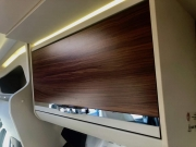 Adria Matrix Supreme 687SBC wood finish