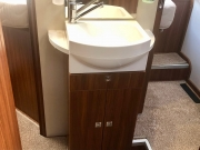Adria Matrix Supreme 687SBCbathroom storage