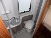 Adria Twin SP bathroom