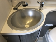 Adria Twin SP bathroom sink