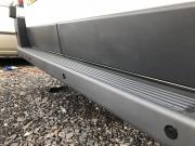 Adria Twin SP parking sensors