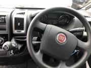 Adria Twin SP steering controls