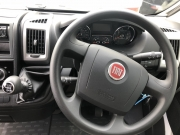 Adria Twin SP steering wheel