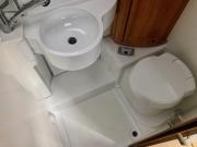 Hymer Exsis Silverline 562 bathroom