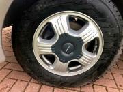 Hymer Exsis Silverline 562 alloy wheel