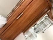 Hymer Exsis Silverline 562 bathroom cupboard