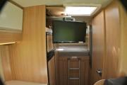 SunLight A70 TV DVD player