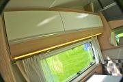 SunLight A70 overhead storage