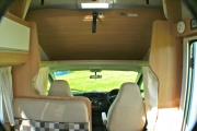 SunLight A70 interior forward view