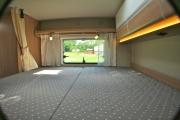 SunLight A70 rear bed window