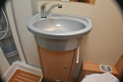 SunLight A70 sink in bathroom