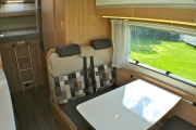 SunLight A70 forward facing seatbelts