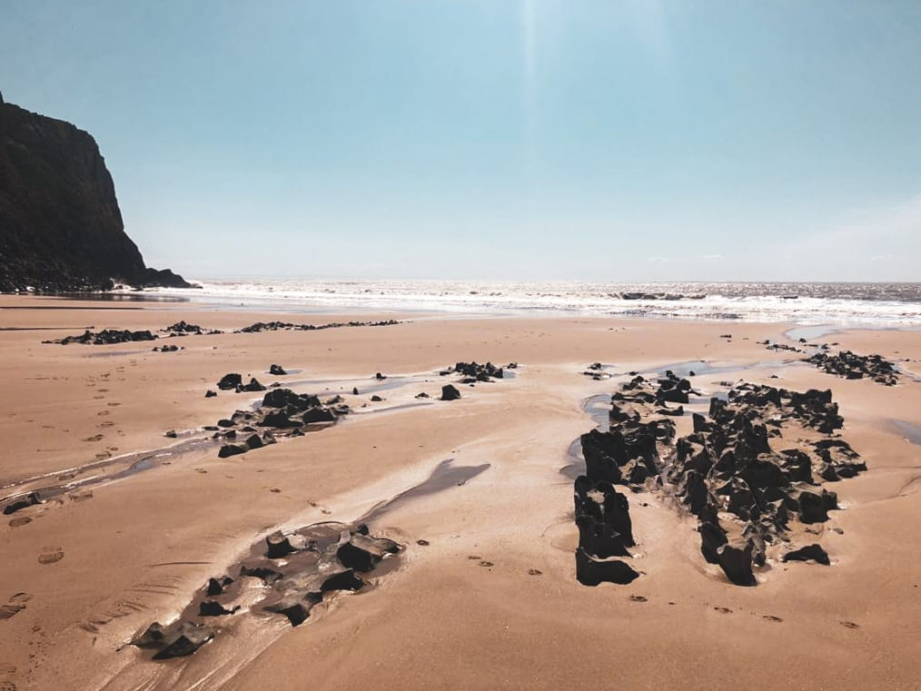 Things to do in the Gower Peninsula - Gower beaches for motorhomes