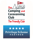 Camping and Caravanning Club Privilege Scheme - Where to go in a motorhome - find a campsite