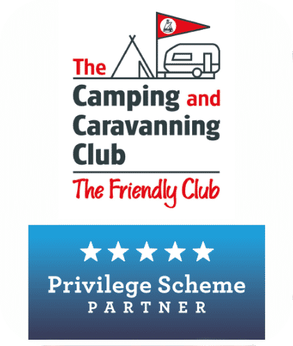 Camping and Caravanning Club Privilege Scheme - find a campsite - motorhome-friendly sites