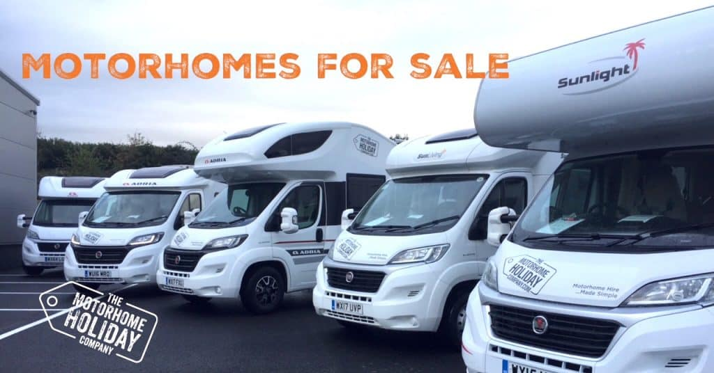 motorhomes for