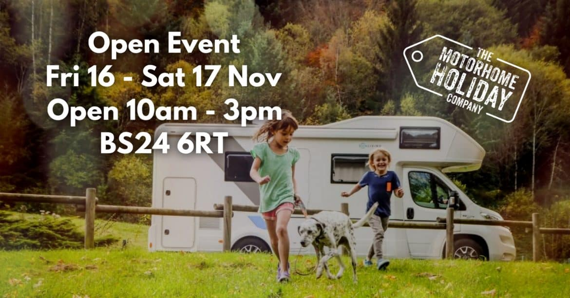 Motorhome Open Event