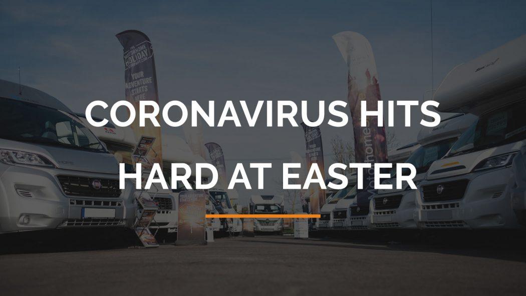 Covid-19 hits hard at Easter Trading